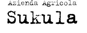 Azienda Agricola Sukula